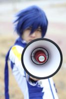 Kaito - I Declare War by soulCerulean