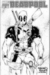 Deadpool sketchcover 1 by adelsocorona