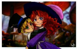 Charlotte y Will by Angelus19
