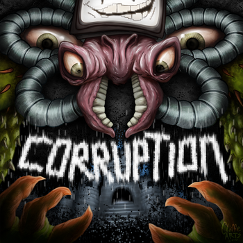 Corruption by CliffeArts