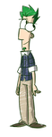 Adult Ferb by PastelWing
