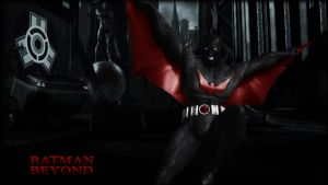 Batman Beyond Wallpaper by BatmanInc