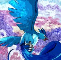 ...Articuno by Macuarrorro