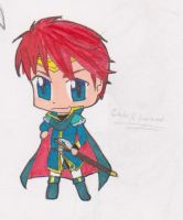 Chibi Eliwood by ImmortalAlchemist