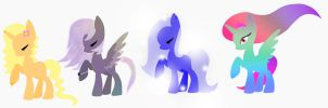 Nightmare Night Adopts #1 [Closed] by MelodySArtist