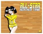 Heather Tang ALL-STAR by ImfamousE