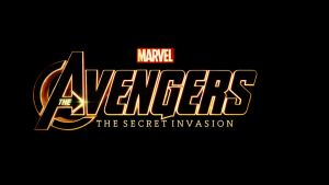 Marvel's The Avengers: The Secret Invasion Logo by TheDarkRinnegan
