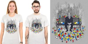 Them Birds UP FOR SALE at Threadless guys by dandingeroz
