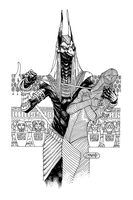 Anubis by Heri-Shinato