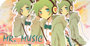 Mr. Music~ | Firma / Signature [OUT~] by ShoshiiAlex