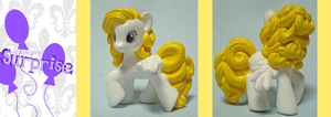 custom pony: surprise by frostfire14
