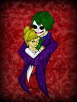 Inseparable by JokerAgentChaos