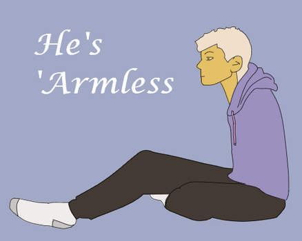 'armless by JourneyInArt