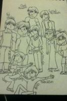 my imaginary friends by the-awesomest-one