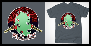 .:TeePublic: RULES: Scanty:. by BritishMindslave