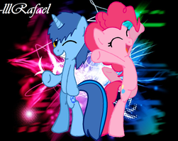 RaphaelPie Party Lovers by lllRafaelyay