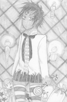 D.Gray-Man: Road Kamelot by sweetsnow73
