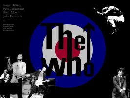 The Who 3 by Shockstar83