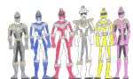 Chika Sentai Go-Miners updated by wjones215