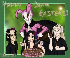 Death Easters lol by ADriana-XST