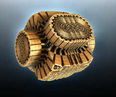 Woody... by LaxmiJayaraj