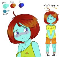 Wheat The Alien by Nakario