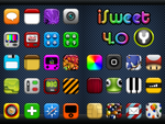 iSweet4.0 Theme for iPhone by yrmybybl