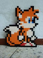 LEGO: Tails by Meufer