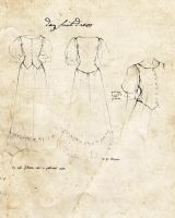 Study: Women's Victorian Clothing 01 by NaamahVonhell