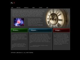 Web Interface 10 by alexxp