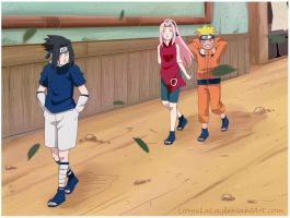 Old Team Seven by LovexLaLa