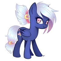 Moon Sugar [COMMISSION EXAMPLE] by Rain-Ame
