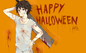 happy halloween by nilampwns