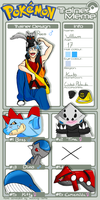 Pokemon trainer by Guille300