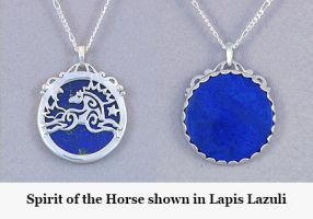 Spirit of the Horse by KellyMorgenJewelry