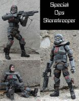 SpecOps Stormtrooper by Son-of-Italy