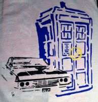 SuperWhoLock by KhaotiKreations