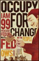 Occupy For Change by johnsoko3236