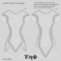 Verisath Tabard by EnoHotE