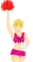 arthurs a cheerleader nao by Silverrwind