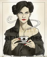 Irene Adler - Beastly Beverages by kafers