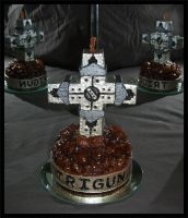 Trigun Candle by Cyle