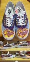 Circa Survive Shoes by whowillstopmenow