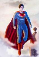 Superman by Lightning-Stroke