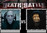Voldemort vs Sidious by ManhattonOctoberfest