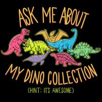 Dino Collection by HillaryWhiteRabbit