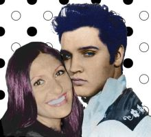Elvis in color by kara314159