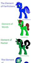 My Own Elements of Harmony 2 by Spirit-ual