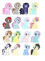 Pony Offer to adopts. CLOSED by SeaStarOceans