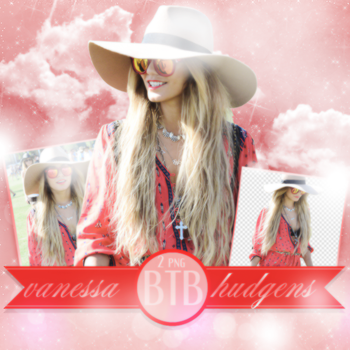 PNG Pack (85) Vanessa Hudgens by blacktoblackpngs